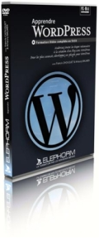 DVD de formation à WordPress