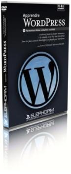 DVD de formation à WordPress
