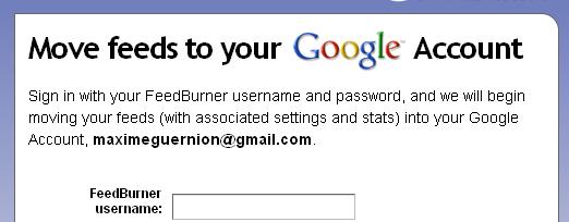 FeedBurner AdSense