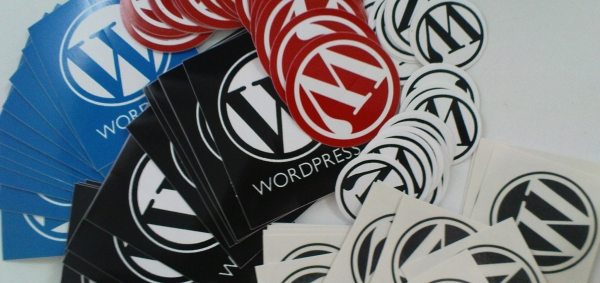 Stickers WordPress