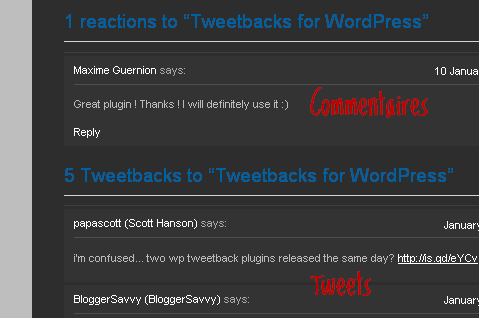 Tweetbacks Yoast